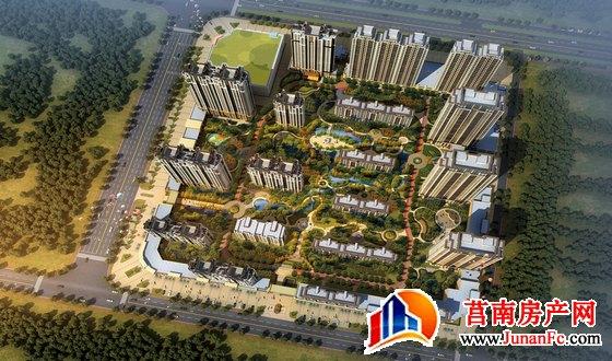 华泉尚城·御园